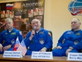 Прессконференция МКС-39/40 (Press conference)