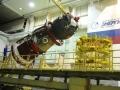 """Союз ТМА-12М"" доставлен в МИК КА (""Soyuz TMA-12M"" in MIK KA)"