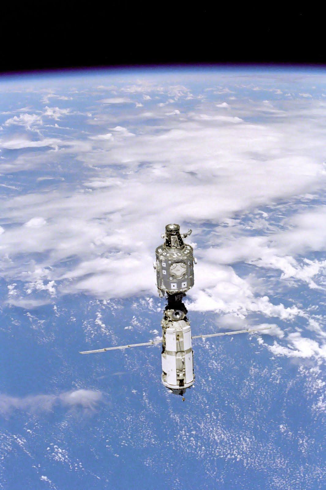 Международная космическая станция 1999 год