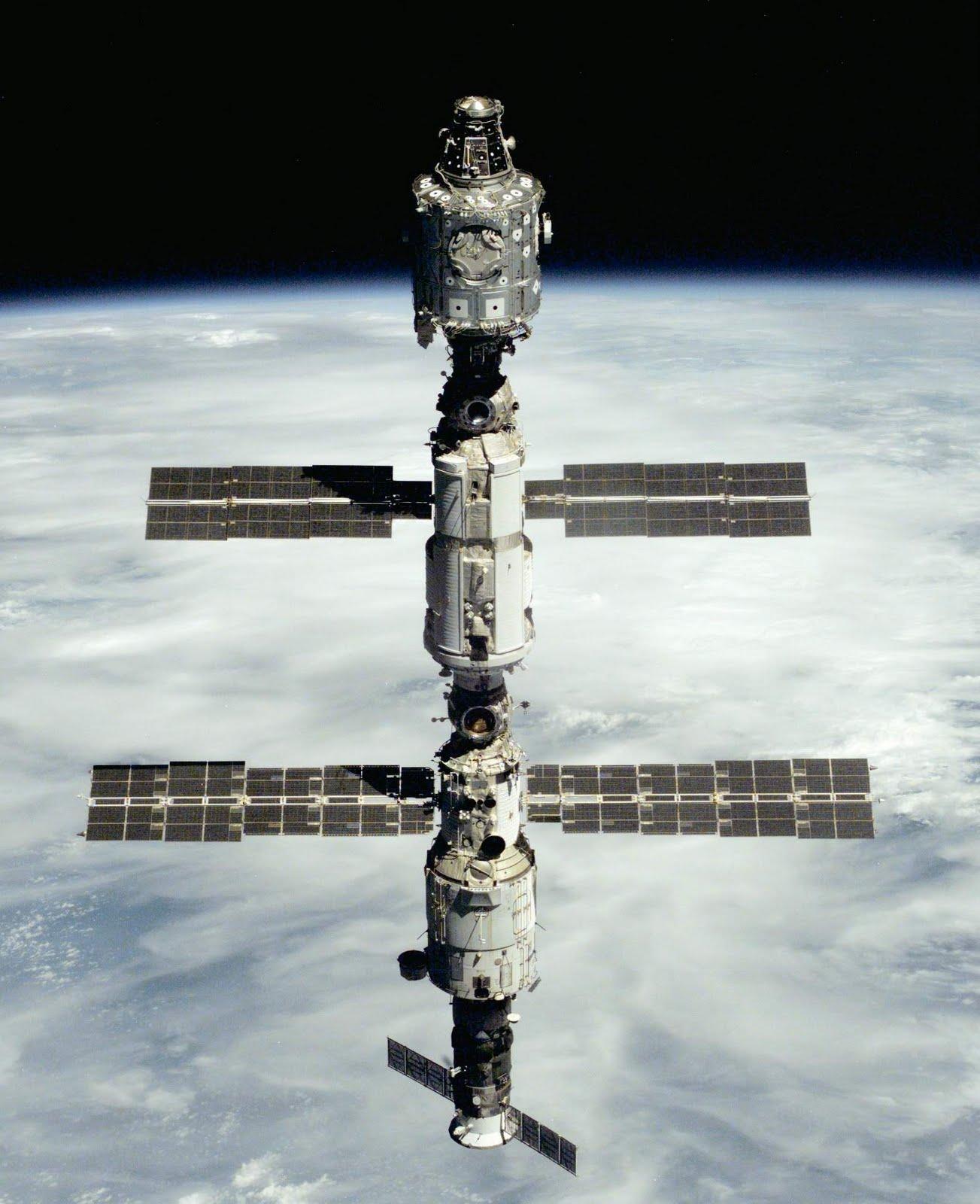 Международная космическая станция 2000 год