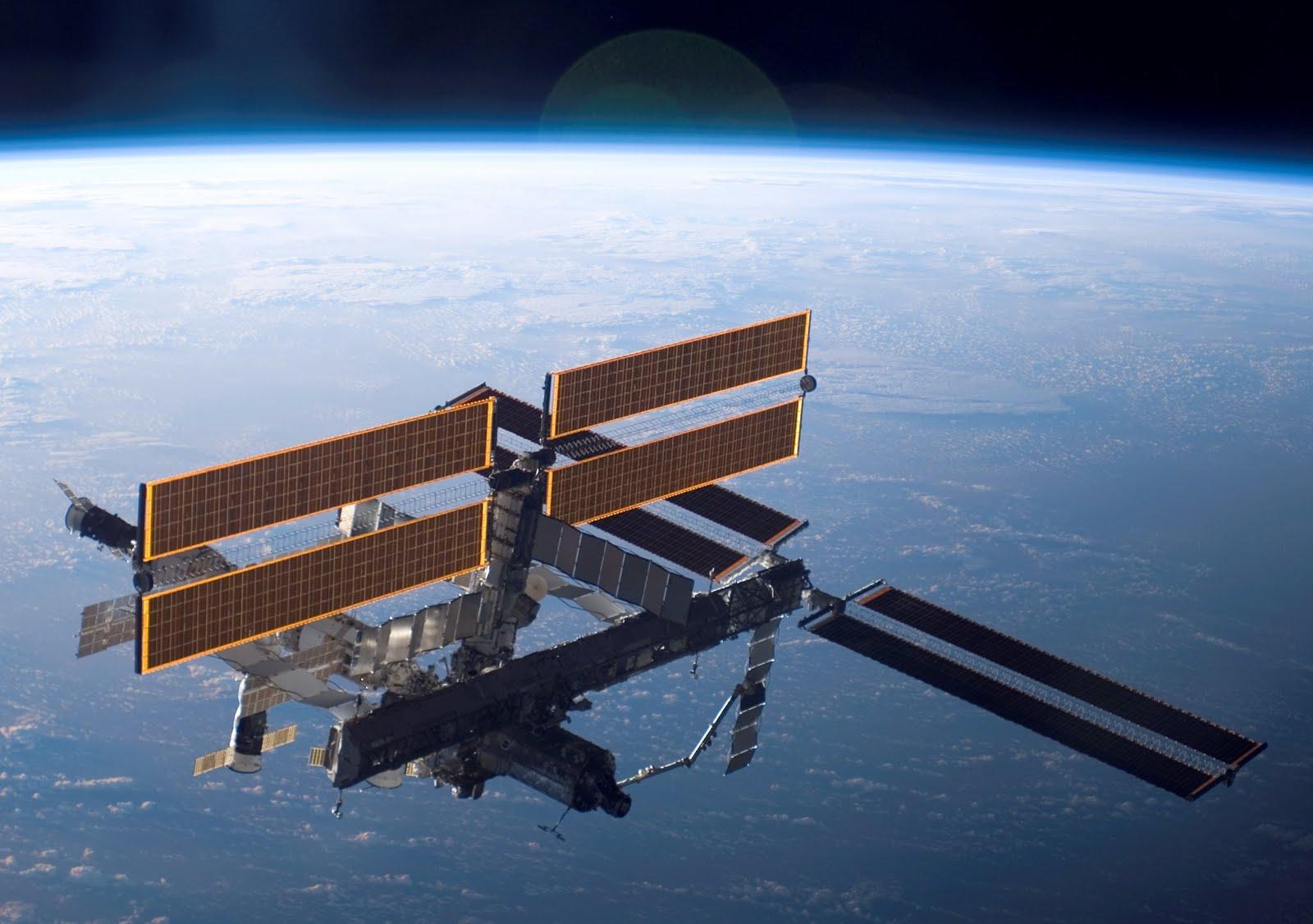 Международная космическая станция 2006 год