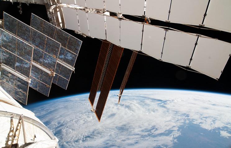 Высота орбиты полета Международной космической станции увеличена на 2,15 км