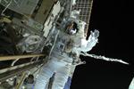 Выход в космос американских астронавтов Рика Мастраккио и Стивена Свонсона 23 апреля (фото)