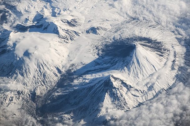 Our main Kamchatka volcanoes