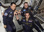 Подготовка и проводы 39-го экипажа на Землю
