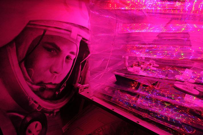 VEG-1 experiment continues...