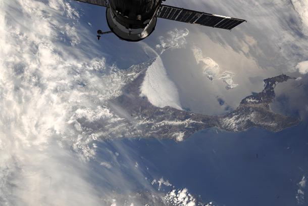 Пролетая над Сахалином…