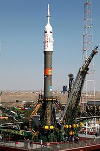 Soyuz-FG launch with Soyuz TMA-13M - May 28, 2014