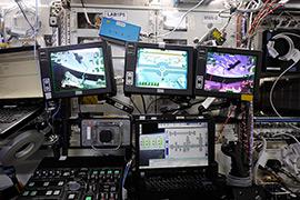 Dragon Cargo Ship Departs ISS