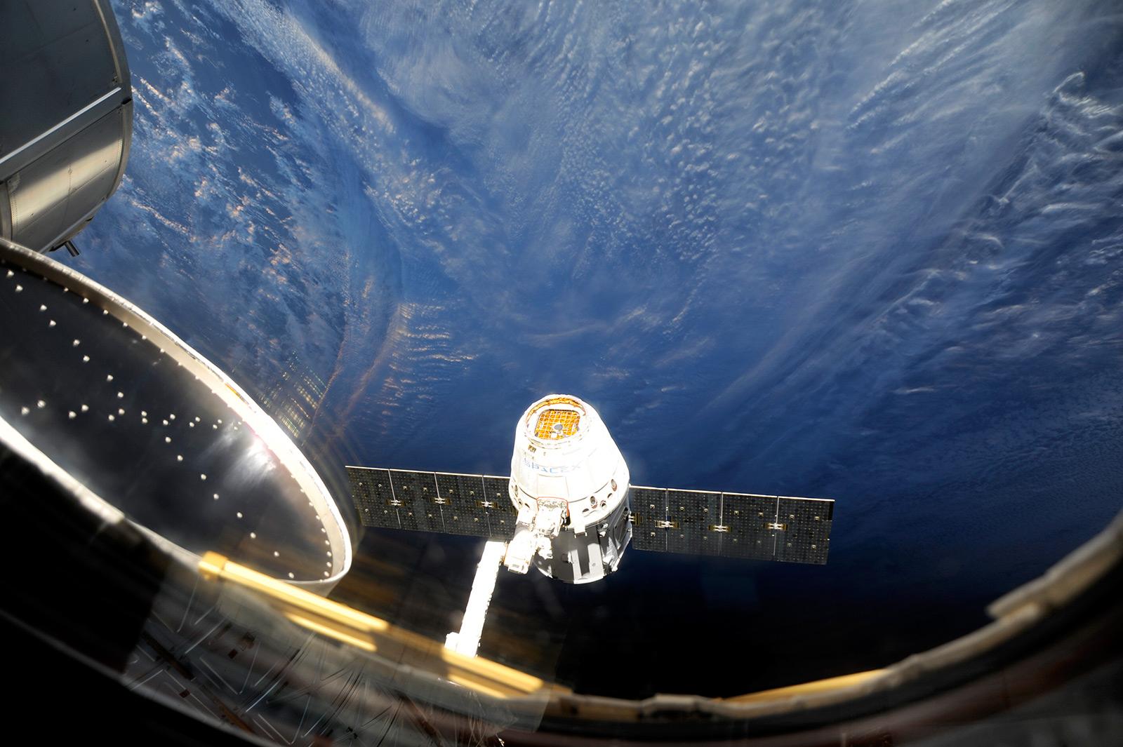 онлайн трансляция spacex #10