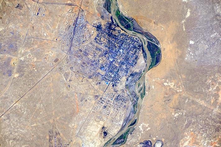 Космодром Байконур и его аэропорты