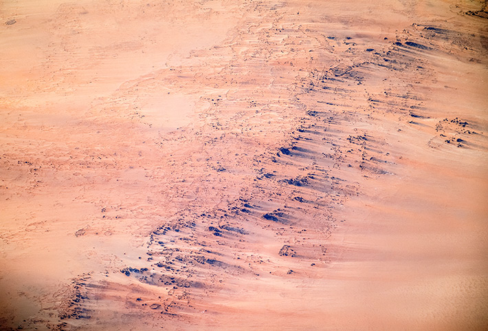 Earth Paints - Sahara, Africa