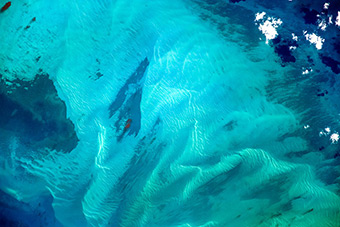 Earth Paints - Marquesas Keys, Florida, USA