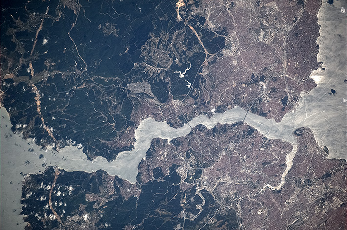 Босфор и Стамбул