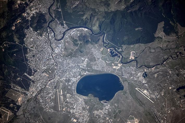 Cities in Russia - Chita, Zabaykalsky Krai
