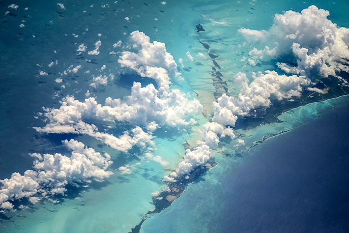 Earth Paints - the Bahamas