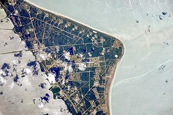 Cape Canaveral. USA