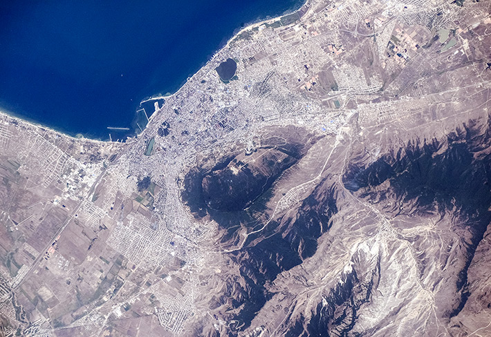 Cities in Russia - Makhachkala. Capital City of the Republic of Dagestan