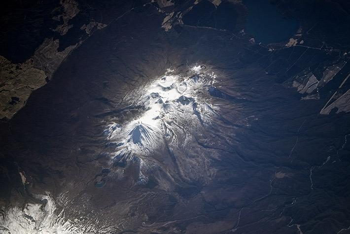 Вулканы Новой Зеландии. Северный остров