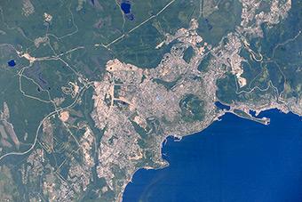 Города России - Петропавловск-Камчатский