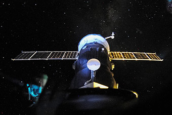 Russian Cargo Ship Departs the ISS. July 21 (GMT)