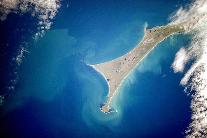Sakhalin Island - Cape Patience