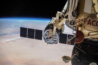 Cygnus Arrival