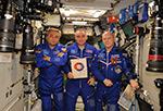 39-я годовщина совместного космического полета Союз–Аполлон