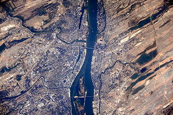 Cities in Russia - Astrakhan