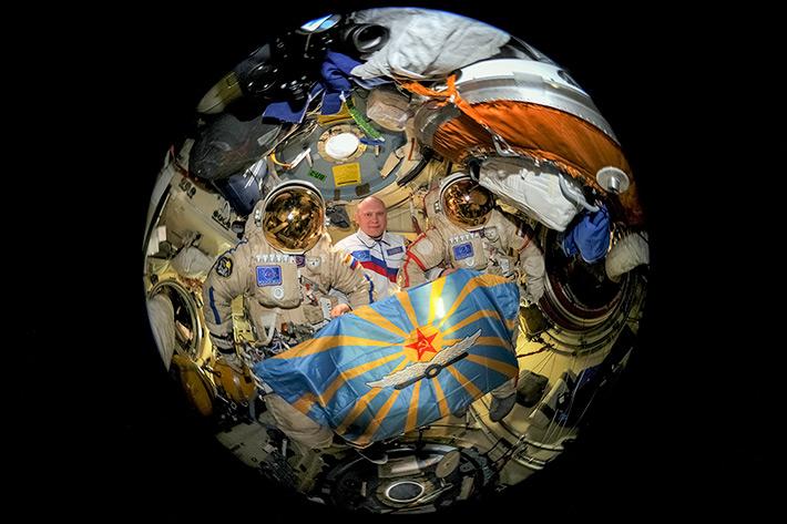 12 августа. День Военно-воздушных сил России (День ВВС)