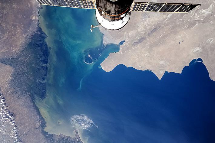 Краски Земли - Север Каспийского моря. Дельта Волги