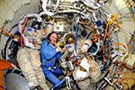ВКД-39. После выхода в космос