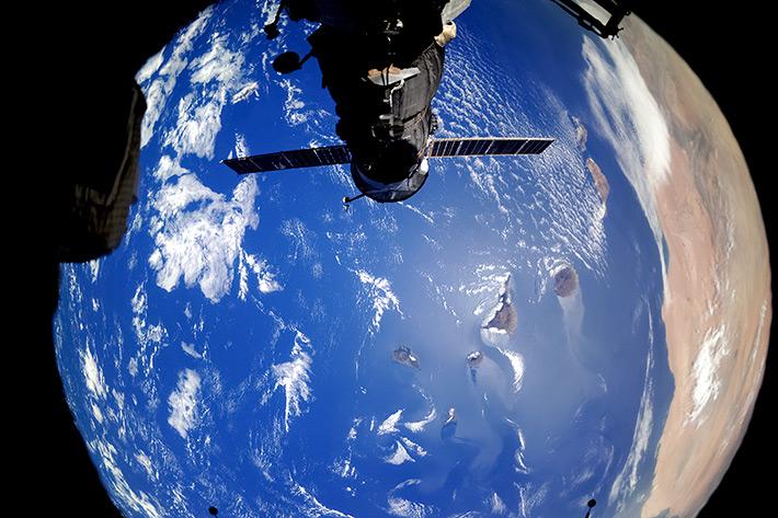 Атлантика, Канарские острова, Африка