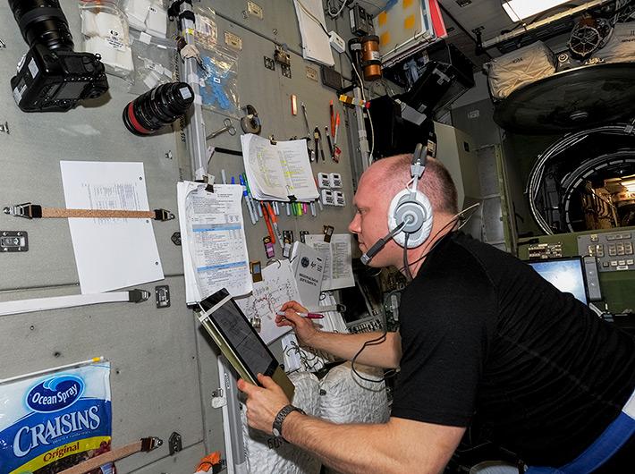 Начало подготовки к 39-му выходу в космос