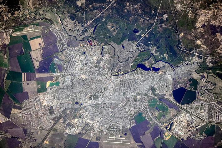 Города России - Тамбов