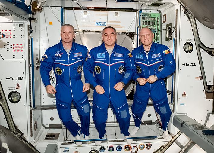 Завершается работа 40-й экспедиции на МКС