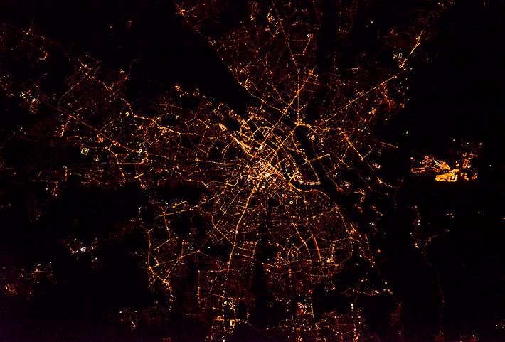 Города мира - Нант, Франция