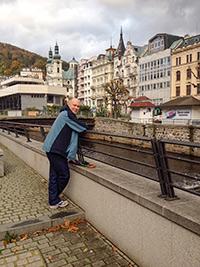 Продолжение реабилитационных мероприятий в Чехии