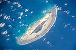 Краски Земли. Остров Жуан-ди-Нова