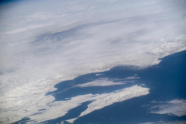 Остров Карагинский