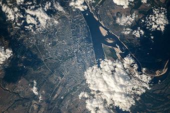 Cities in Russia - Volgograd