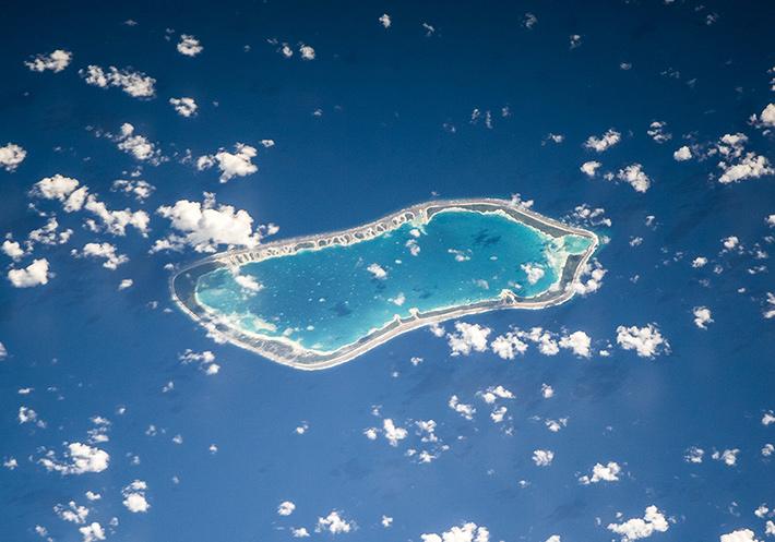 Hull Island, Republic of Kiribati