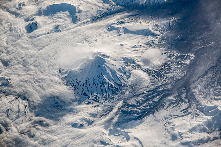 Kamchatka Volcanos - Zheltovsky Volcano
