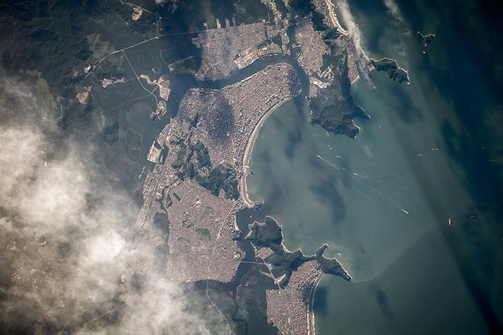 Города мира - Сантос, Бразилия