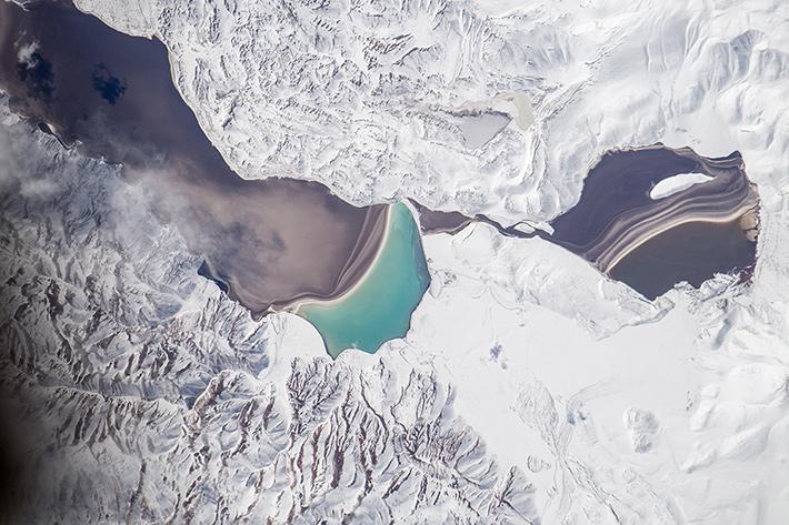 Winter in South America