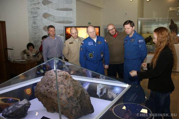 Экстрим-экспедиция бывших спасателей в Челябинской области позволила прикоснуться к космосу на земле