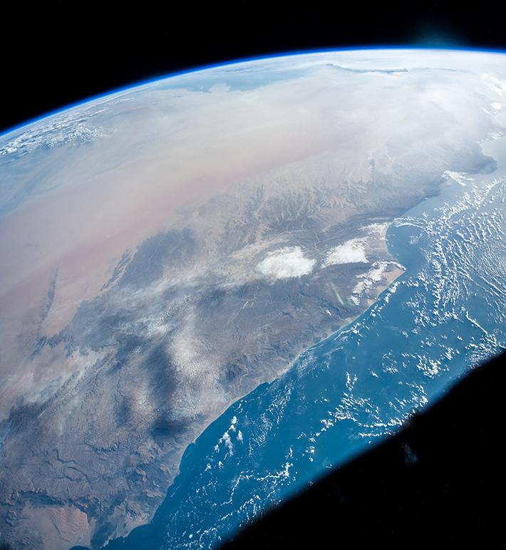 Gulf of Aden, Yemen and Oman