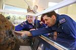 Визит в Челябинск