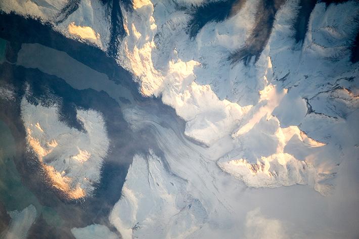 Ледники Патагонии