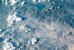 Озеро Севан (Армения) и гора Арарат